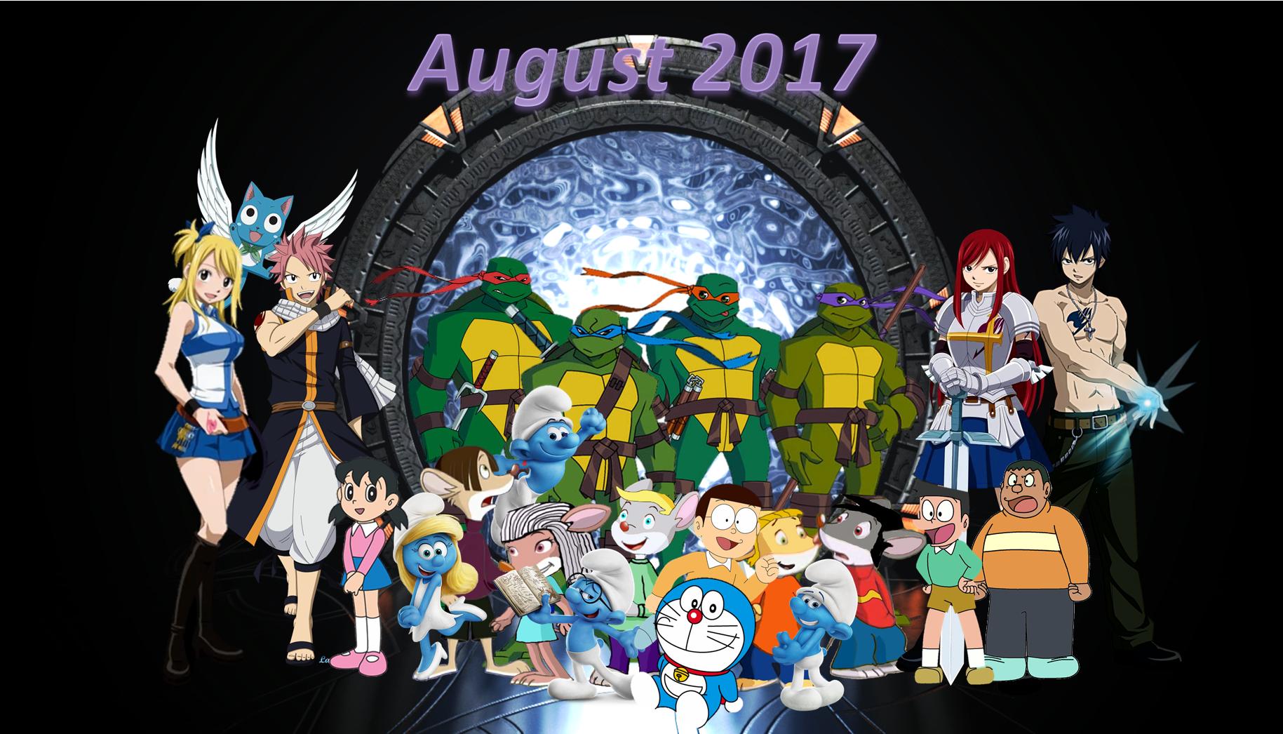 August 2017 by vasilia95