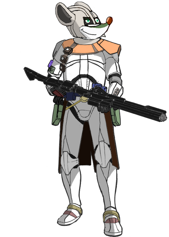 Clone commander by vasilia95
