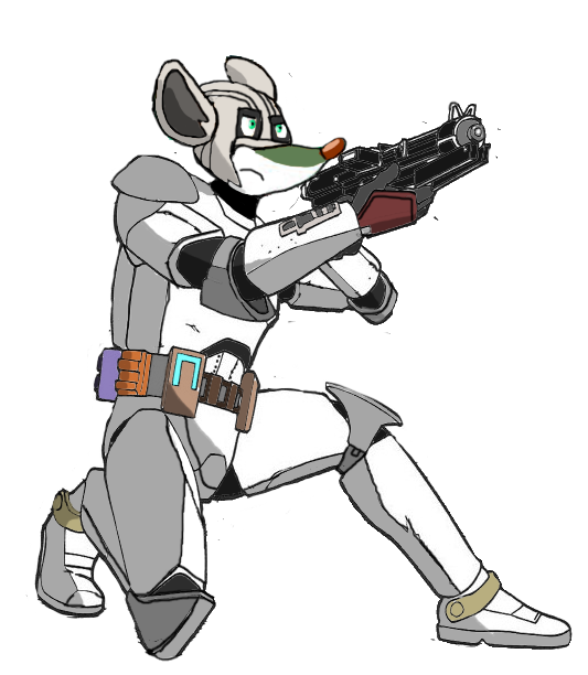 Clone Trooper by vasilia95