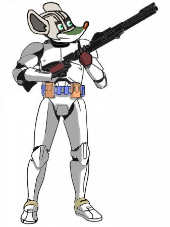 Clone trooper 2 by vasilia95