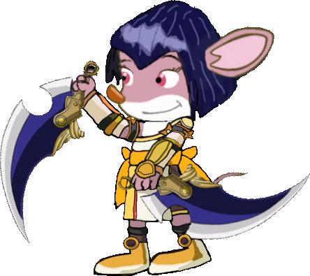 Siza - ninja Nene by vasilia95