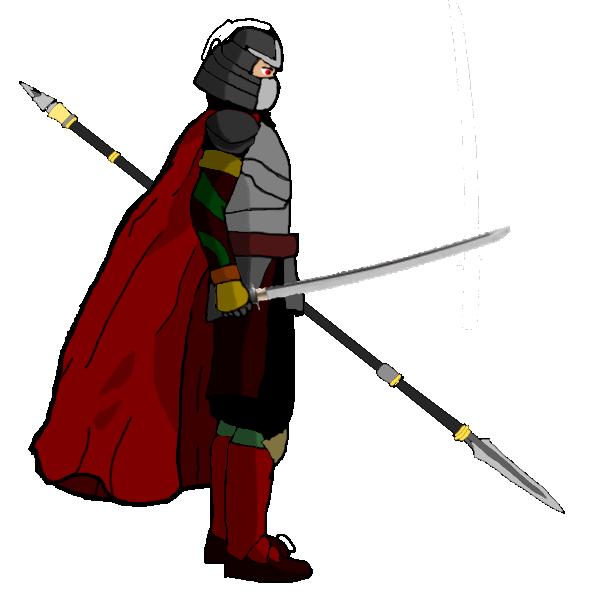 Knight Shredder by vasilia95