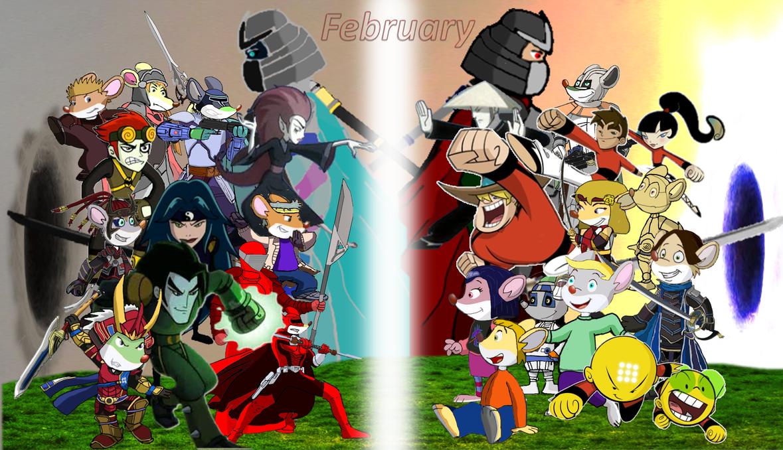 February by vasilia95