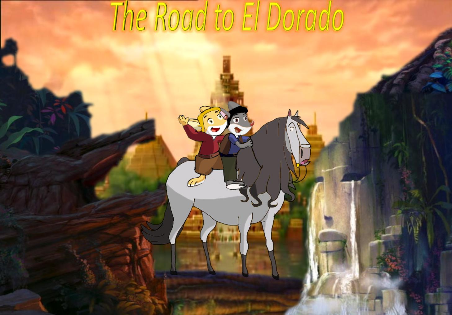 The Road to El Dorado by vasilia95