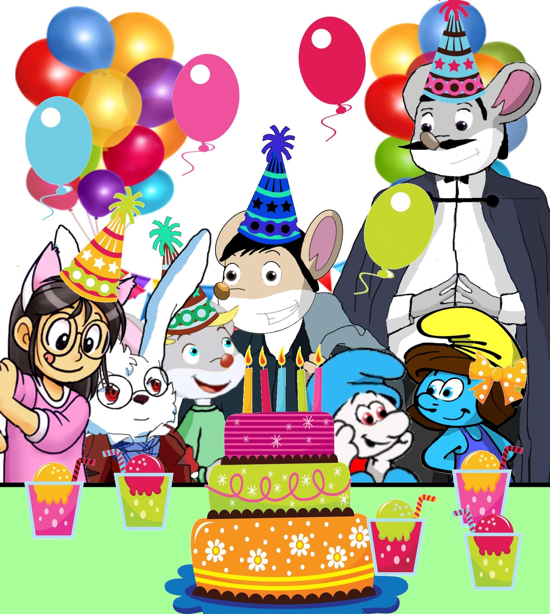 Happy Birthday to you by vasilia95