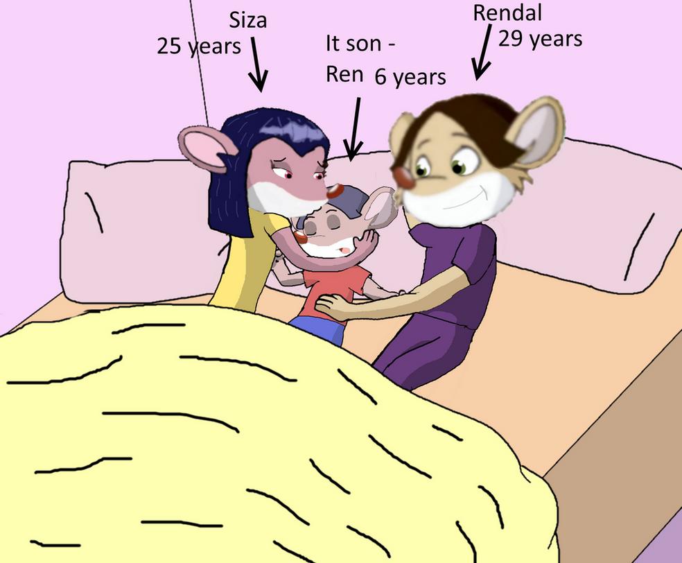 Family Rendala by vasilia95