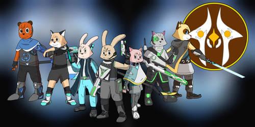 Kiber-warriors