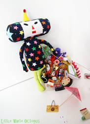 Dipp Plushie by shiroiyukiko