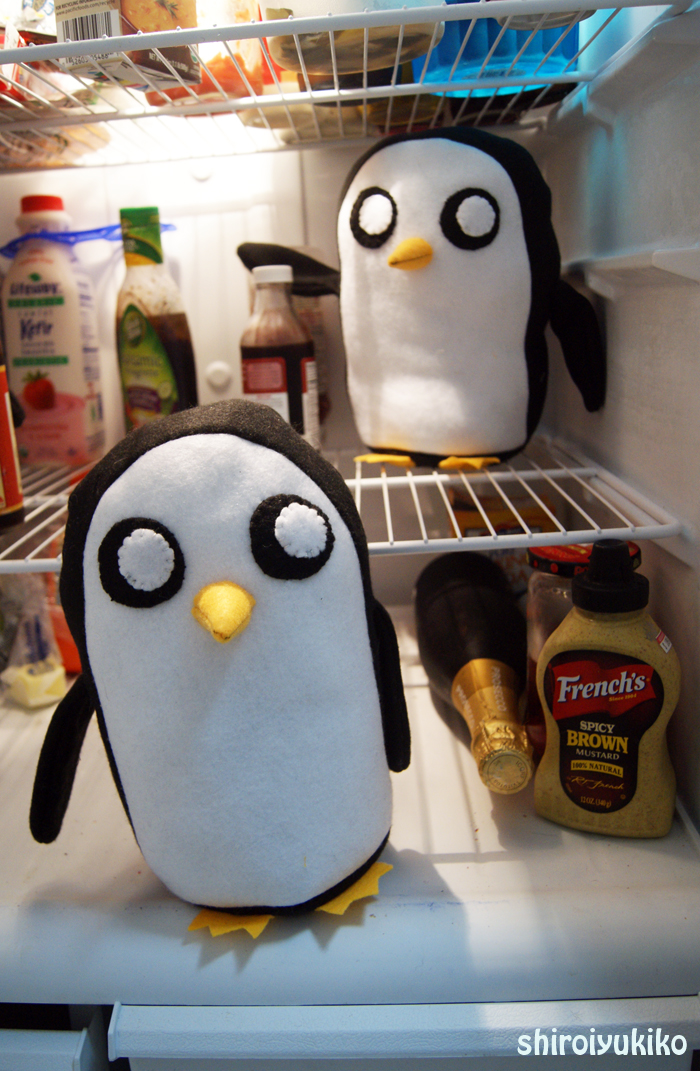 :: Gunter Plushie :: by shiroiyukiko