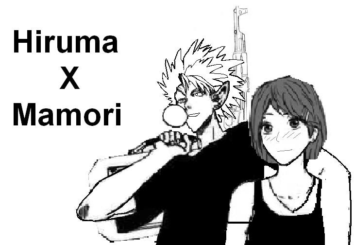 Eyeshield 21 Hiruma Mamori By Lonely09