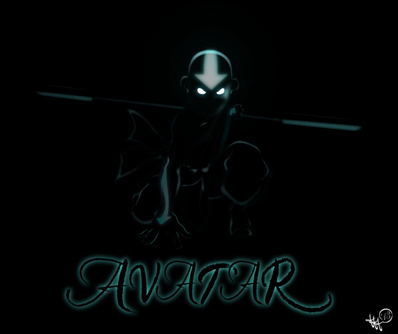 Movie Avatar State Aang: Aang-avatar-state By EspionageofNY On DeviantART