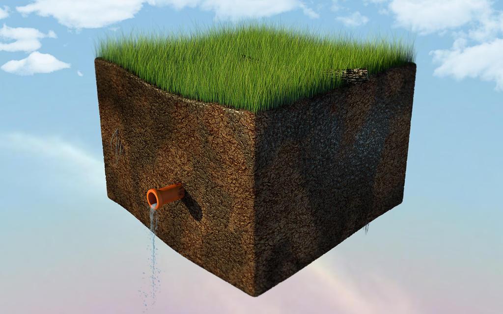 Cubeworld by wallaberto