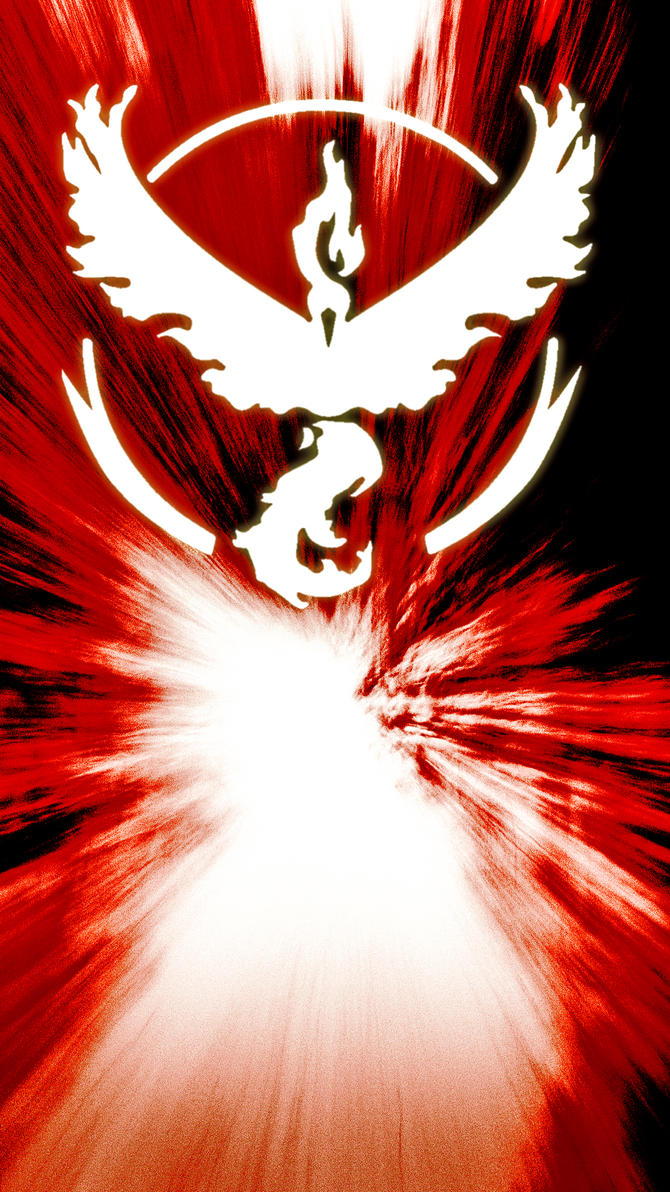 Team Valor mobile wallpaper by ThePhotoWatcher