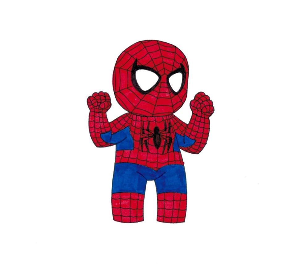 Spiderman by ToaTepsak