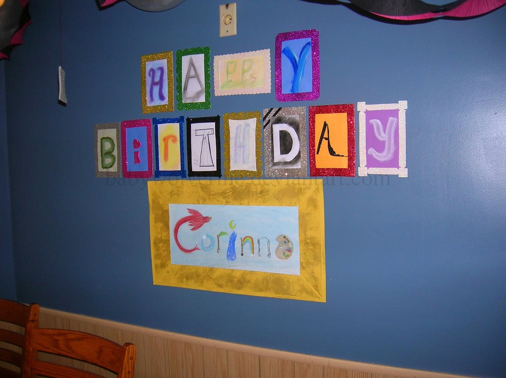 Acrylic Birthday Cake Toppers