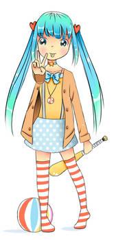 Hatsune Miku 'Circus'