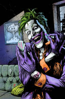 The Joker by Gary Frank by twm1962
