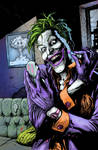 The Joker by Gary Frank