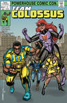 Powerhouse Comic Con 2019 cover