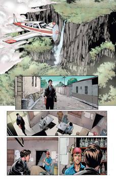 Ninjak #16, Page 5 colors