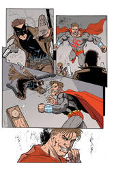 Always Punch Nazis - Magni vs Warhawk page 3