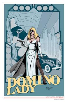 Pulp Heroine Domino Lady