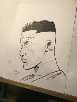The Falcon, Marvel Comics 9x12