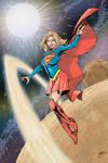 Supergirl by Oliver Nome