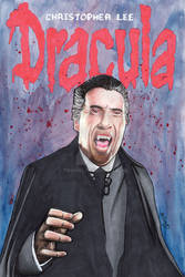 Christopher Lee, Dracula 11x17