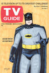 Adam West Batman TV Guide Mock Cover 11x17
