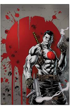 Bloodshot by Diego Bernard