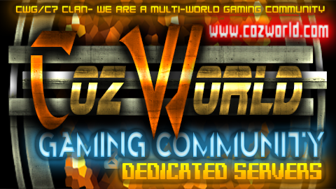 Cw Google Banner Pezes Steel Version by CozWorld