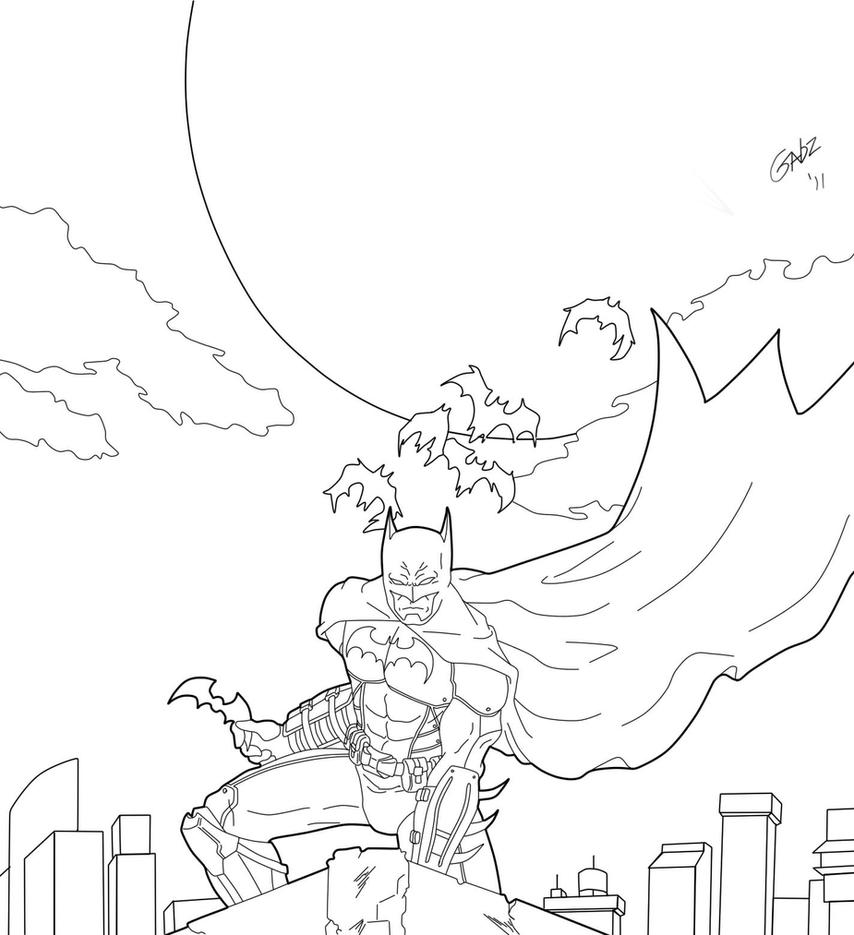coloring pages batman arkham asylum coloring pages batman arkham asylum by gabzx18x on deviantart gabzx18x