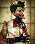 The Joker 2077 by inklicker76