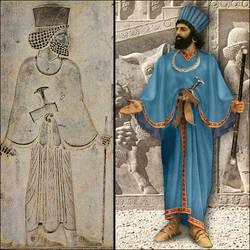 Achaemenid clothing