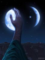 mooncut by miladps3