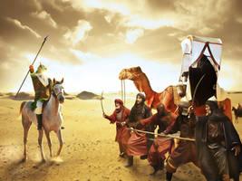 Imam Hasan on Jamal Battle by miladps3