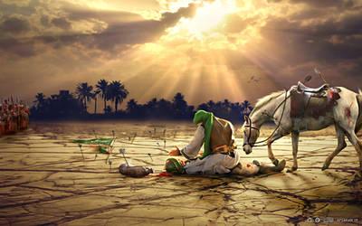 Abbas Martyrdom by miladps3
