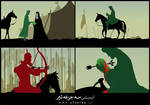 Animation Three Head Arrow by miladps3