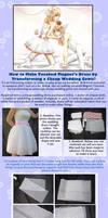 Vocaloid Magnet Dress tutorial