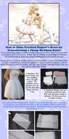 Vocaloid Magnet Dress tutorial by cosplayblog