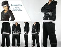 Naruto Inuzuka Kiba Costume by cosplayblog