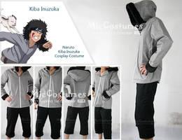 Naruto Kiba Inuzuka Costume by cosplayblog