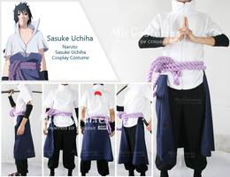 Naruto Sasuke Cosplay Costume by cosplayblog