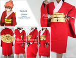 Gintama Kagura Cosplay Costume