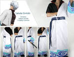 Sakata Gintoki Cosplay Costume