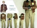 Hetalia America Costume