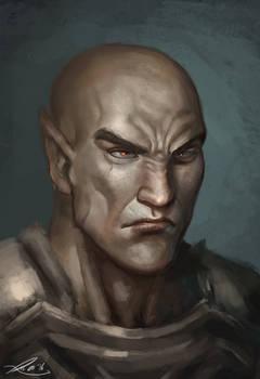 Old Bald Elf