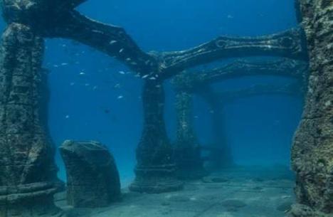 находка на дне океана фото