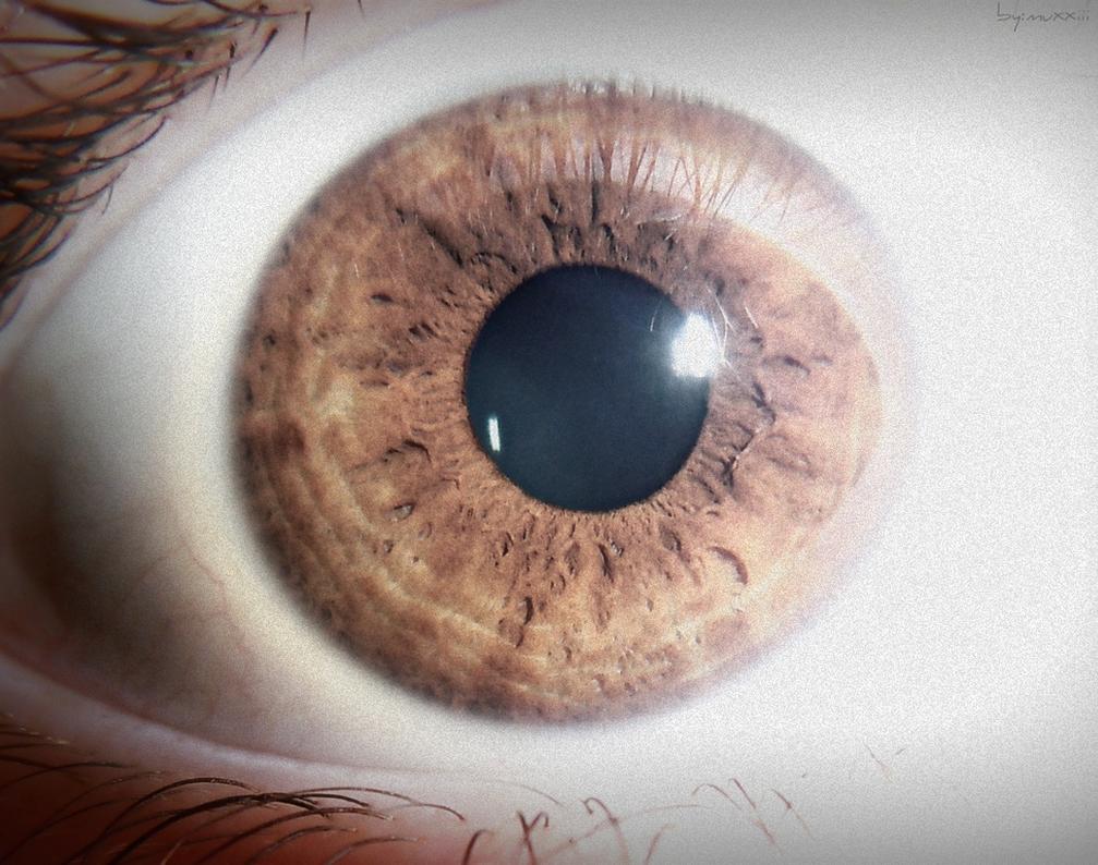 My eye by Muxxiii4